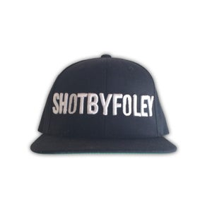 Image of FAMA x ShotByFoley | SBF Logo Snapback