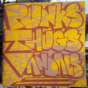 Image of PUNKS THUGS AND VANDALS Zine - Issue #1