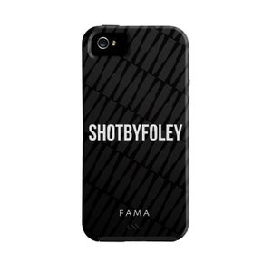Image of FAMA x ShotByFoley | SBF bullet iPhone case [pre-order]
