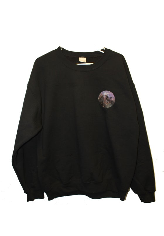 Image of Galaxy Crew-Black
