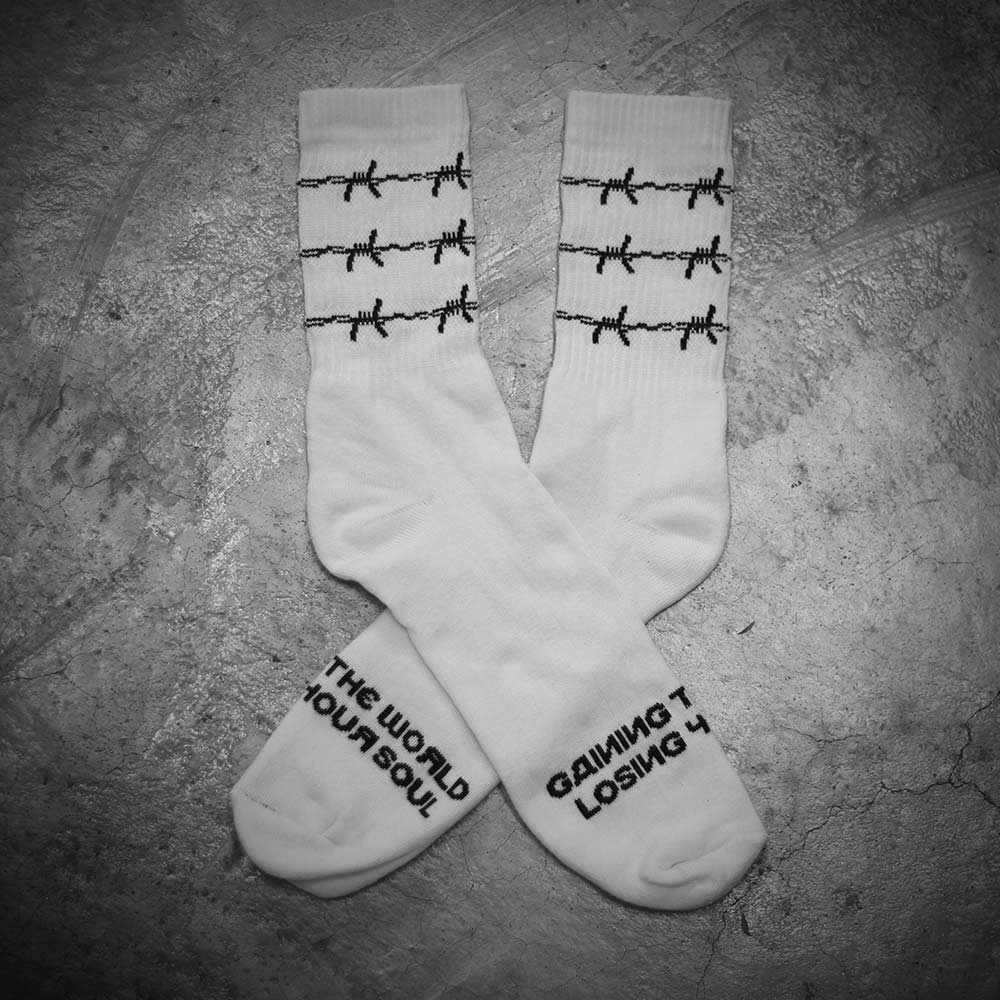 Image of JAIL SOCKS