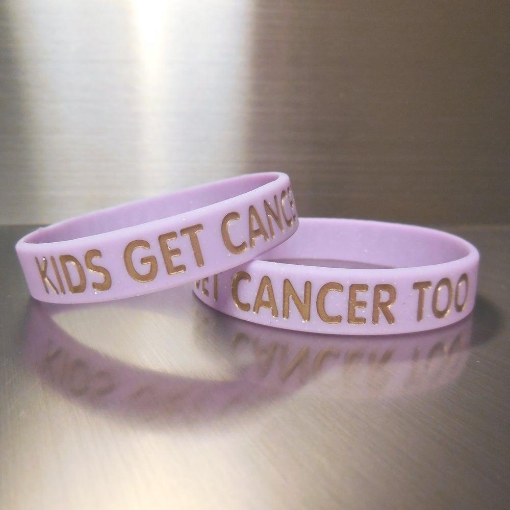 Image of Kids Get Cancer Too - Pack of 2