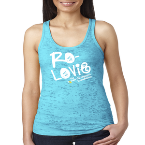 Image of Ro Lovies Burnout Tank