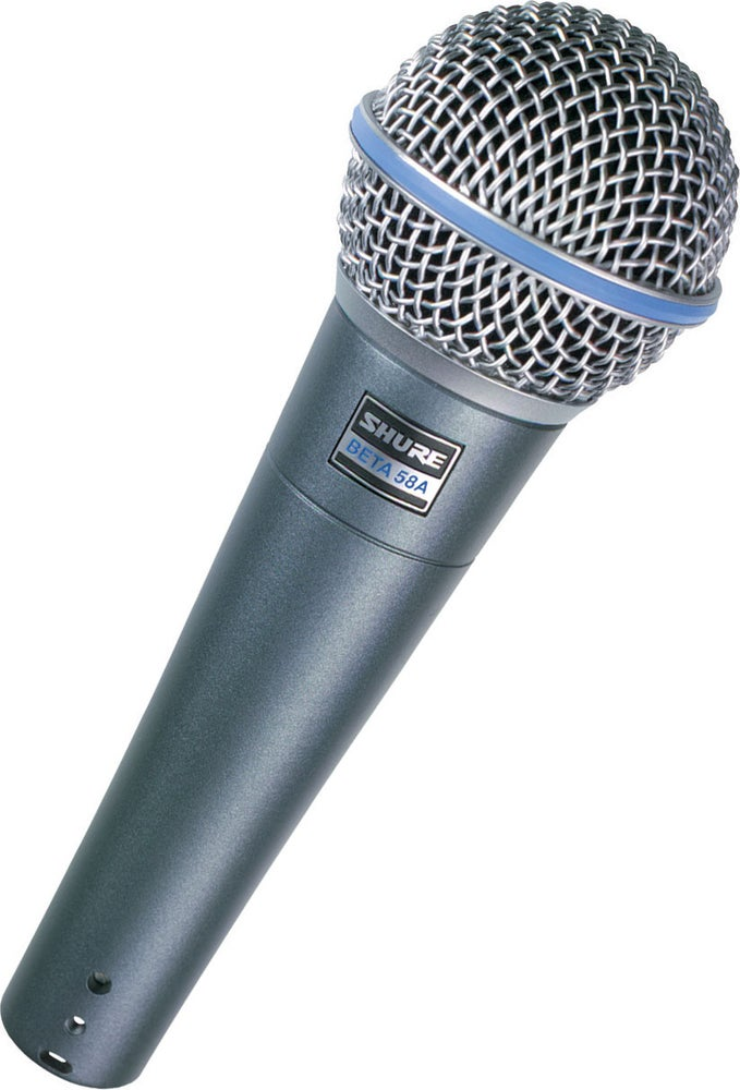 Image of Shure Beta 58A