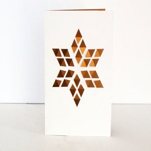Image of 4 x FoldOutStar - Sold Out - can be purchased through other stockists