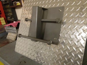 Image of Custom Luggage Storage Rack
