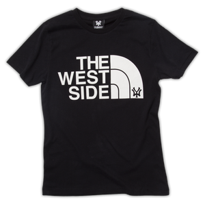 Image of THE WEST SIDE T-Shirt - Black