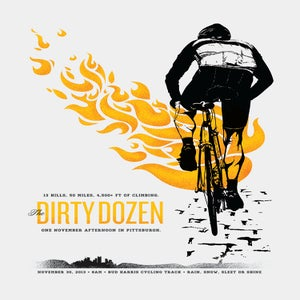 Image of Dirty Dozen 2013 Poster