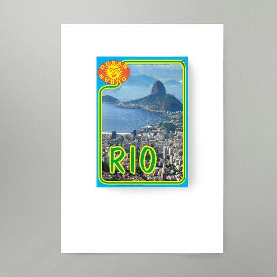 Image of Rio Art Print