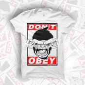 Image of ORIGINAL DONT OBEY SHIRT