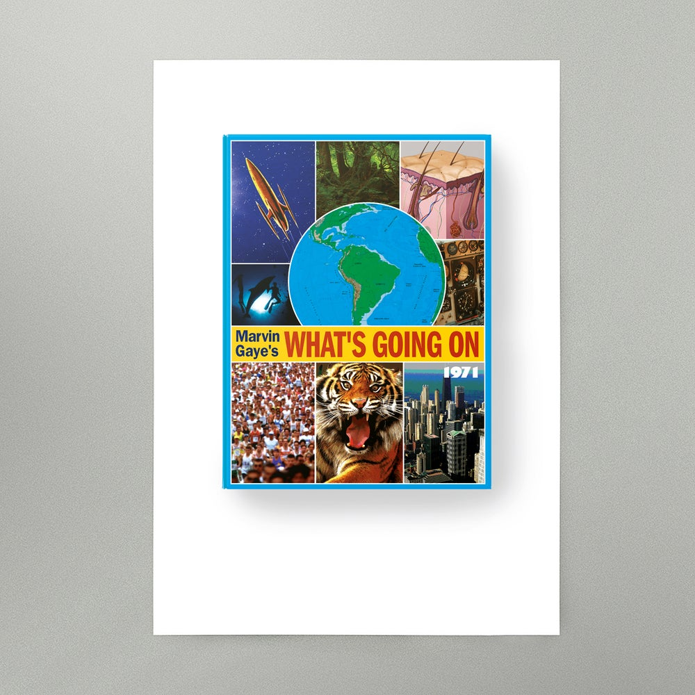 Image of What's Going On Art Print