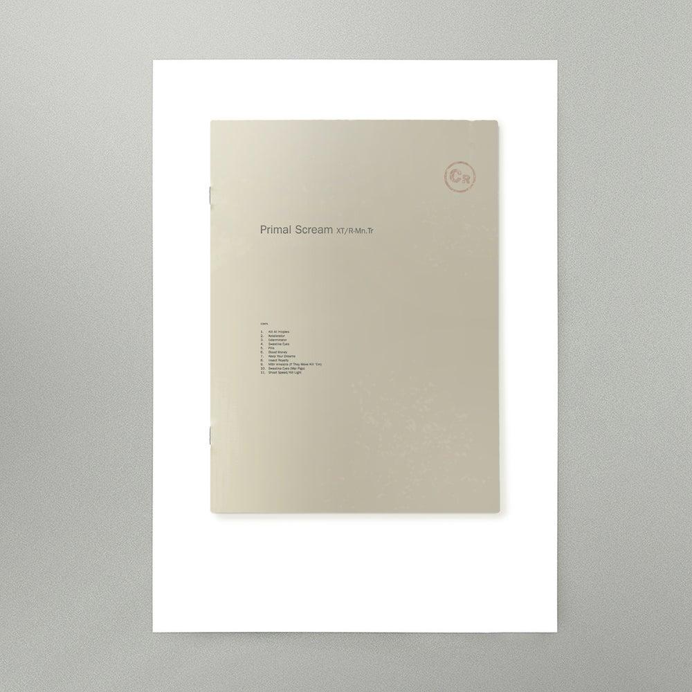 Image of Xtrmntr Art Print