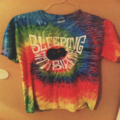 how to make band t shirts cute