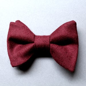 Image of Burgundy Cashmere