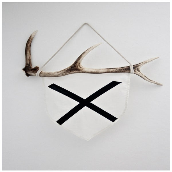 Image of Antler Flag X