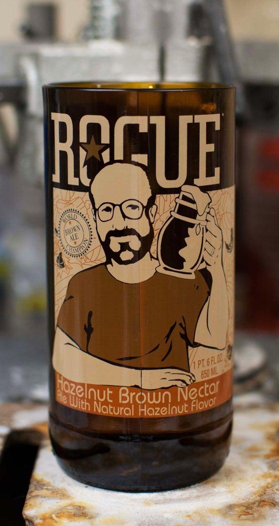 Image of Rogue Hazelnut Brown Nectar Ale Tumbler