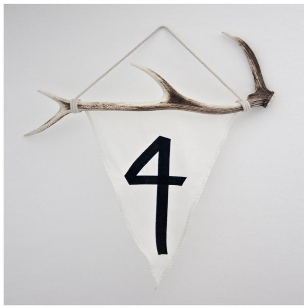 Image of Antler Flag