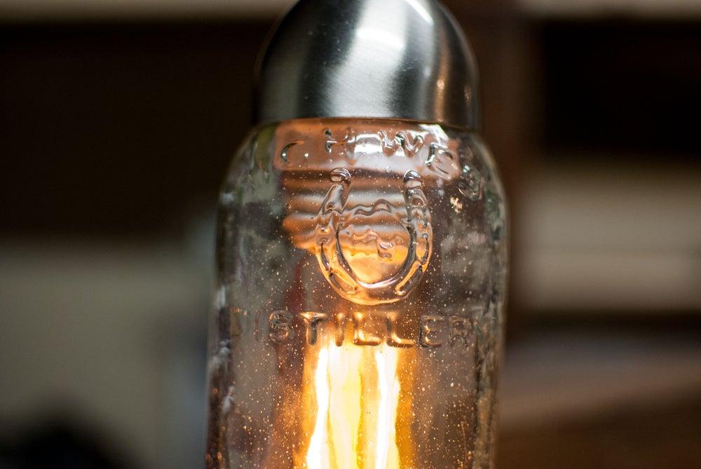 Image of High West Whiskey Hanging Pendant Light