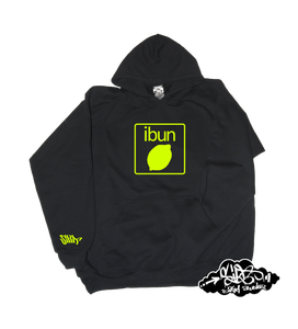 Image of ((SIKA x ibun)) ibun lemon hooded sweater - BACK IN STOCK!