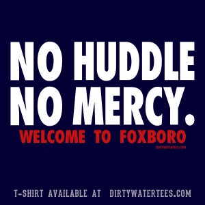 Image of Welcome to Foxboro Tee
