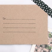 "Image of ""Deliver To"" Rubber Stamp"