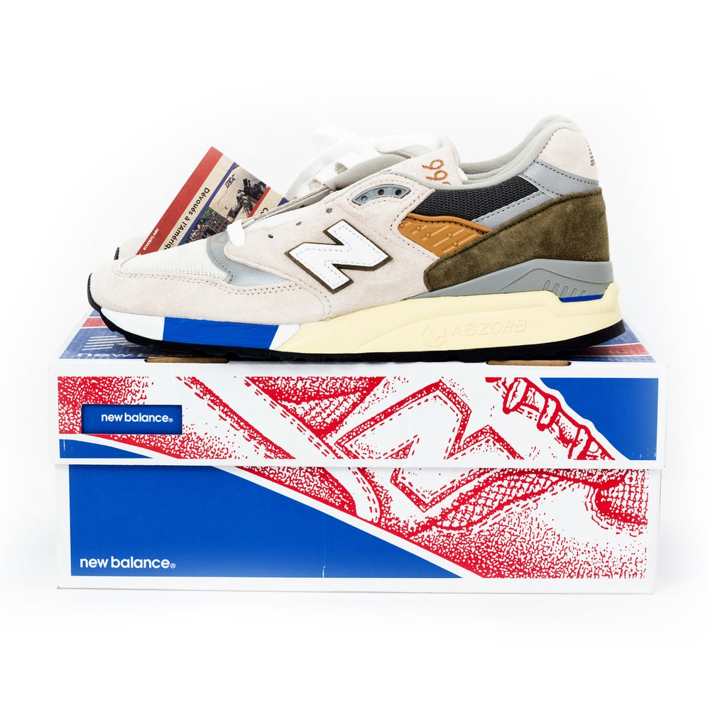 Image of NEW BALANCE x CONCEPTS M998TN2
