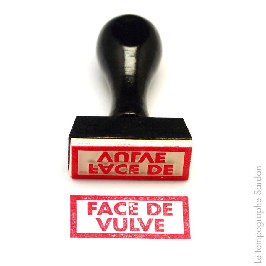 Image of Face de vulve