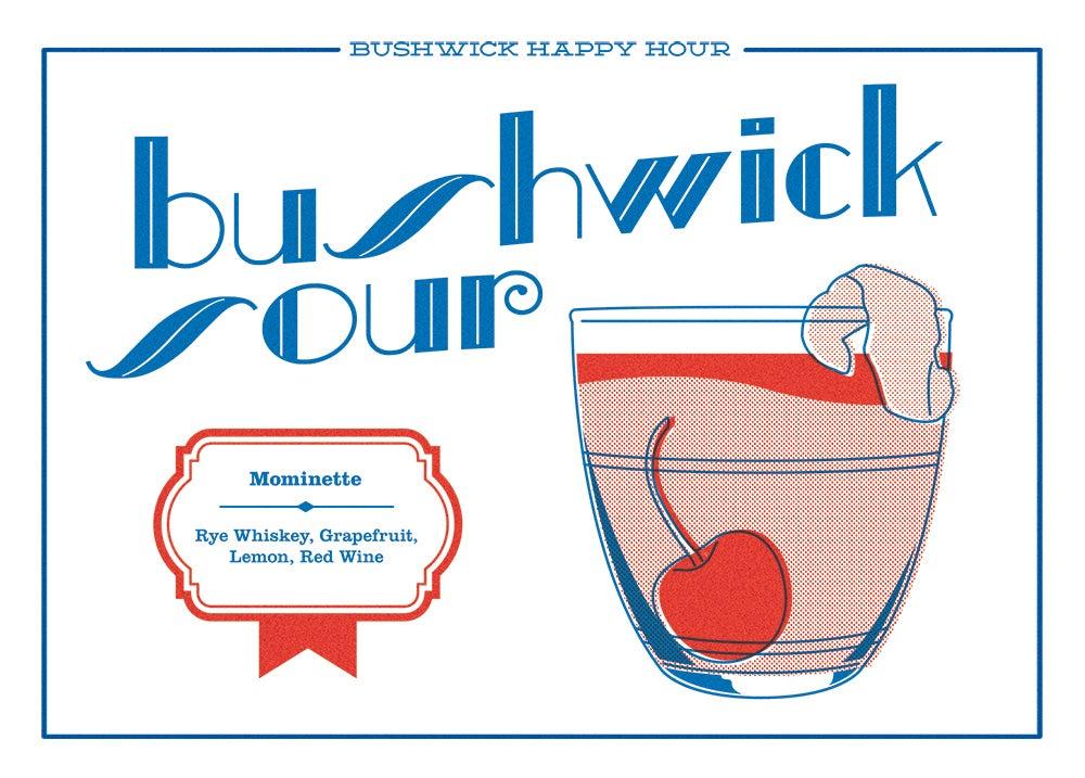 Image of Mominette, Bushwick Sour Print
