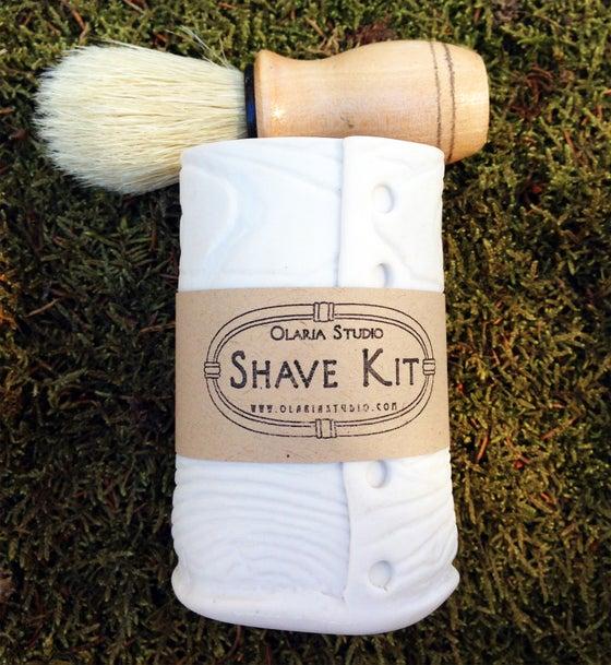 Image of Men's Shave Kit - Porcelain