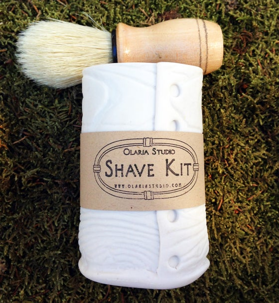 Image of Men's Shave Kit - Porcelain
