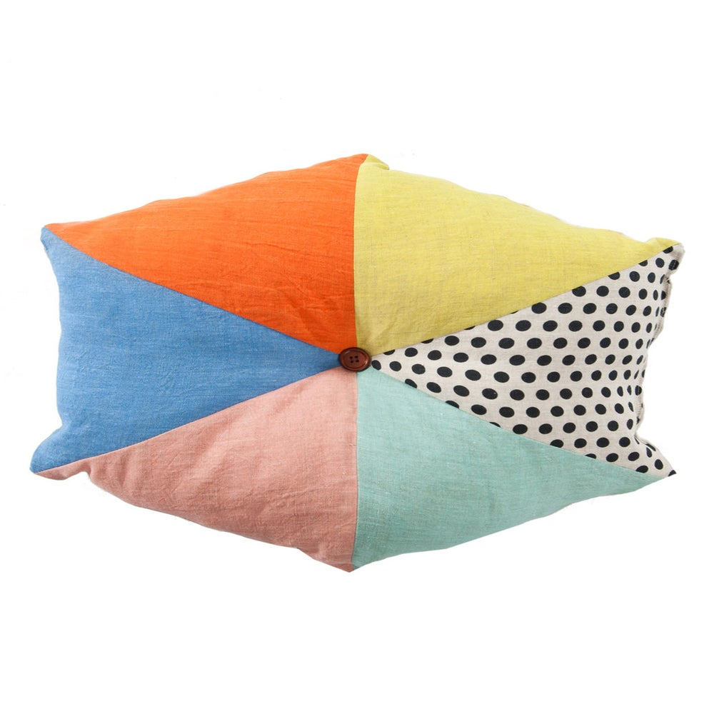 Image of HEXAGON CUSHION