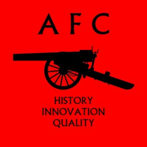 Image of AFC Cannon (red)