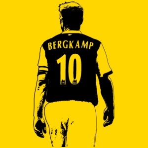 Image of BERGKAMP (four colours)