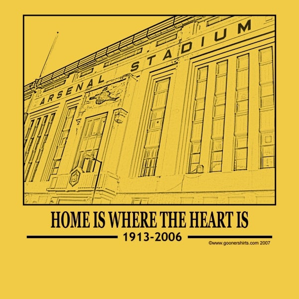 Image of Highbury (gold)
