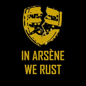 Image of Arsene Rust (black)