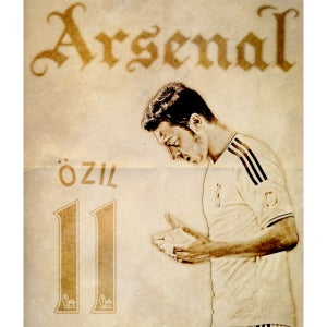 Image of OZIL (white)