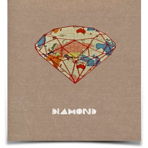 "Image of Print of ""Diamond"""
