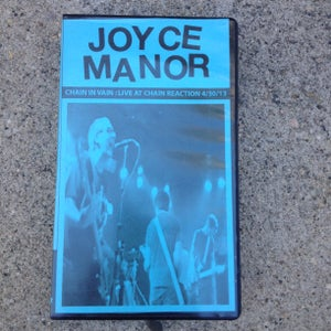 Image of JOYCE MANOR CHAIN REACTION 4/30/13