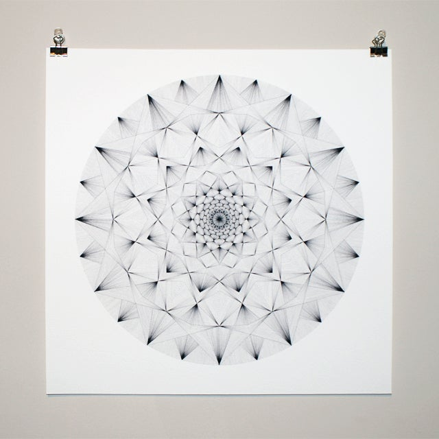 Image of The Inner Radiance | Limited Edition Giclée Print