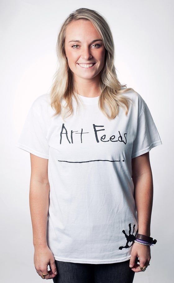 Image of Art Feeds Original Tee