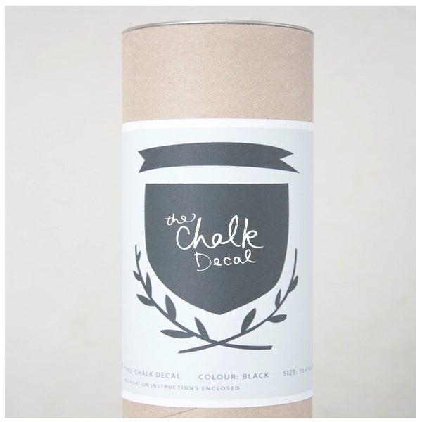 Image of Chalk Decal