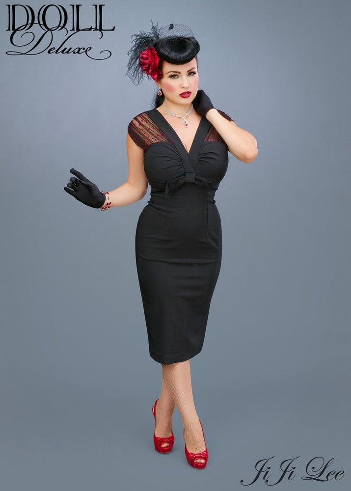 "Image of ""Film Noir"" Dress"