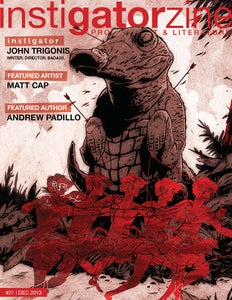 Image of Instigatorzine Vol. 21 - Cover A