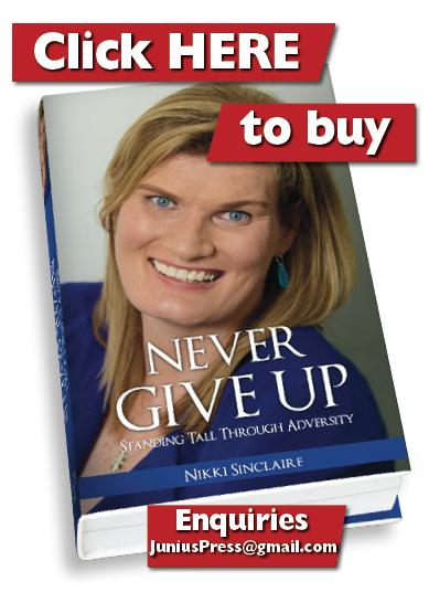 Image of Never Give Up