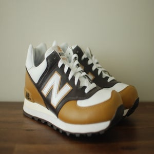 Image of New Balance 574 Leather