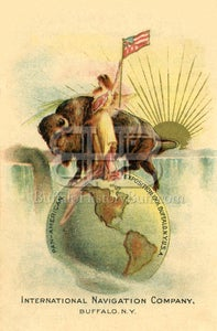 Image of International Navigation Company - Pan Am Exposition
