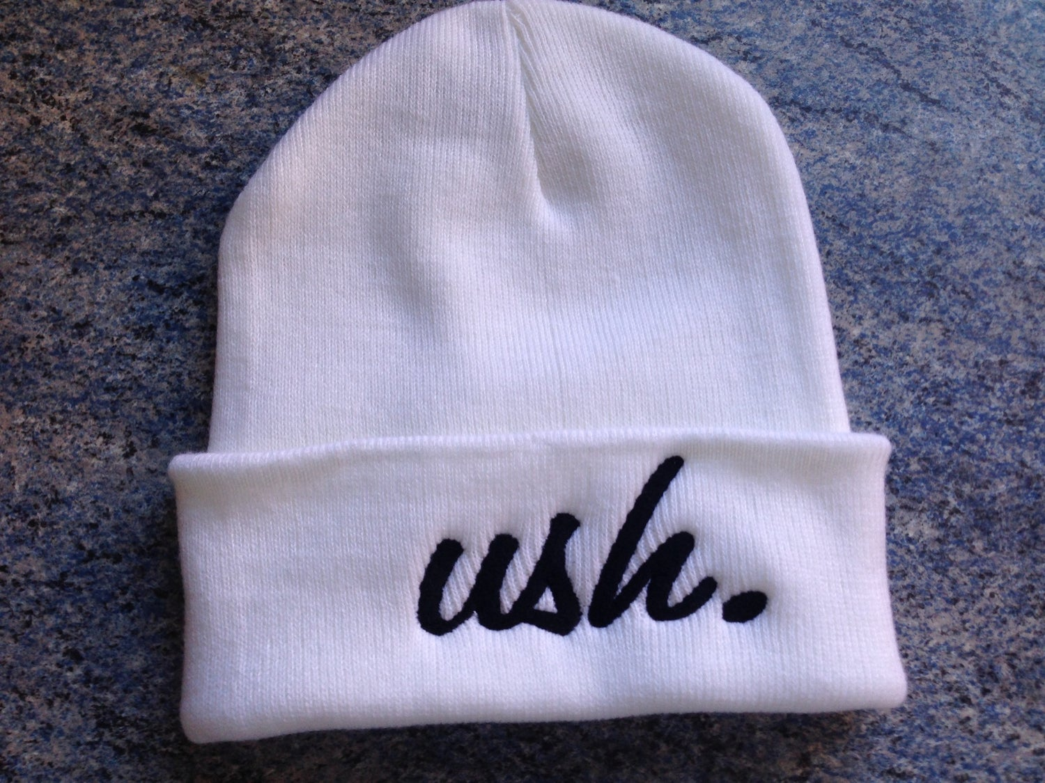 Image of USH LION Beanie (Unity Solidarity Hope)