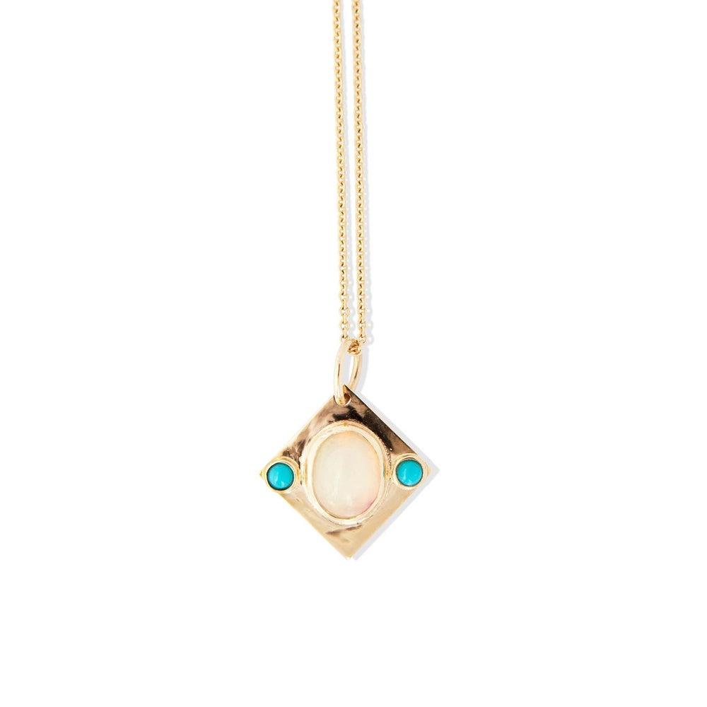 Image of Opal Eye Pendant
