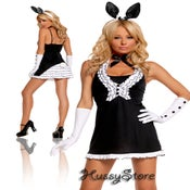 Image of Black Tie Bunny