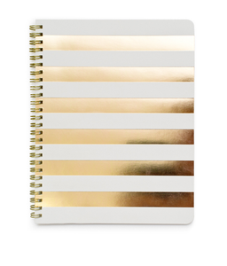 Image of Cabana Stripe Notebook